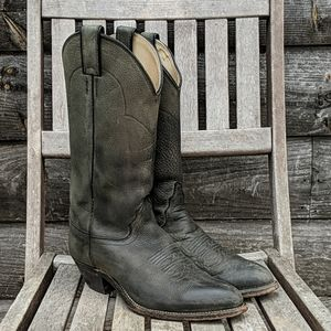Justin Boots Cowboy Western Boots